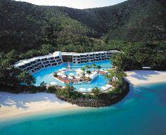 Hayman Island Resort, Great Barrier Reef, Australia- i want to go here