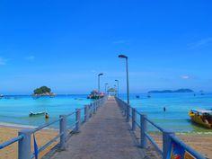 Kampung Salang, Pulau Tioman, Malaysia
