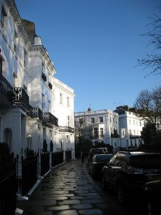 Kensington, London - Love that area.. Soo Classic Victorian