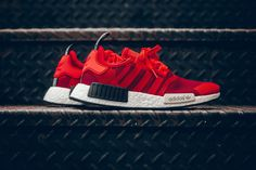 A new adidas NMD R1 colorway is selling out in stores now