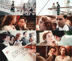 dailytitanic: My wife in practice if not yet by law, so you will honor me. You will honor me the way a wife is required to honor a husband. Because I will not be made a fool, Rose.