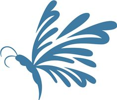 View Design #19182: butterfly stencil