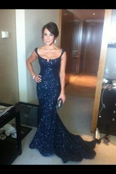 Real Made Floor-Length Beading Prom Dresses, Sexy Evening Dresses, The charming Prom Dresses,Prom Dresses On Sale,