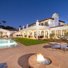Mediterranean Exterior Design, Pictures, Remodel, Decor and Ideas - page 115