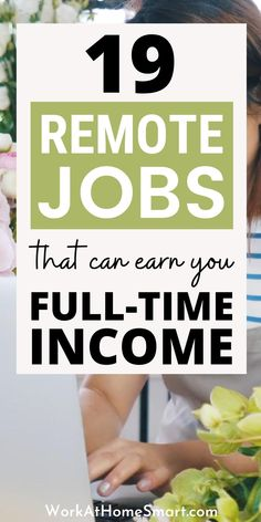 Looking for the best remote companies to work for? Here's a list of 19 places to find remote jobs at home. No experience neeeded! Work From Home Companies, Online Jobs From Home, Home Jobs, Ways To Save Money, How To Make Money, Apps That Pay You, Companies Hiring, Find Work, Make Money From Home