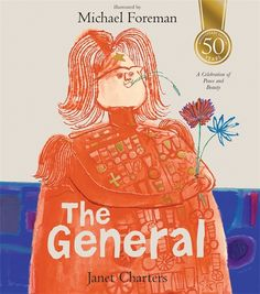There once was a general who fell off his horse, only to discover the beauty of flowers and nature. From that day on, he vowed to change the world around him by embracing peace. Created in 1961 -- and retaining the essence of that decade -- this picture book illustrated by three-time Kate Greenaway Medal winner Michael Foreman is lovingly restored in a beautiful edition sure to appeal to longtime fans and new readers alike. HC 9780763648756 / Age 6 & up / GRL O