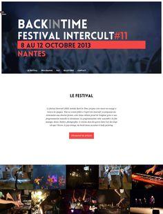 http://www.intercult.fr/ Hudební festival
