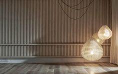 Charlotte Minty Interior Design: Elegant Yoga Studio by Hecker Guthrie