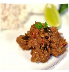 Malaysian Beef Rendang, Recipe By Adam Liaw by Karen Cheng, via Flickr