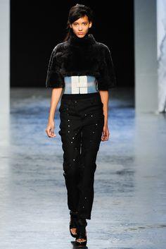 Acne fw 2012 runway   Vogue Hellas