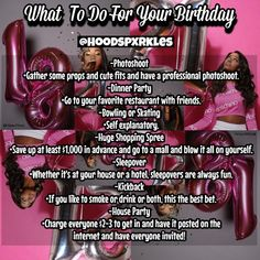 ideas birthday outfit for teens sweet 16 18 Birthday, Birthday Goals, Birthday Basket, Birthday Presents, Birthday Quotes, 16th Birthday Outfit, Hotel Birthday Parties, 21st Birthday Checklist, Birthday Captions