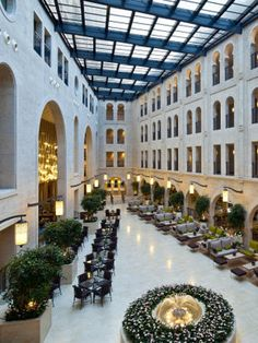 Step Into History At The Waldorf Astoria Jerusalem