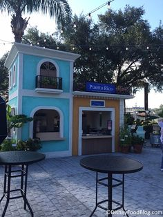 A brand new Outdoor Kitchen will debut in 2015. Bonitas Botánico will be located between the France and Morocco Pavilions. This is the area that was occupied by the Brazil Marketplace Booth during the 2014 Epcot Food and Wine Festival, so we're wondering if this will be a featured gathering spot of sorts.