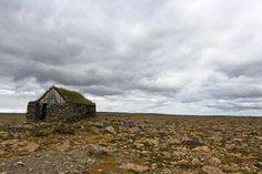 Icealnd West Fjords Hut