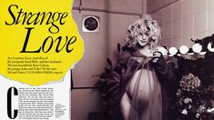For Vanity Fair's September 1992 issue, Lynn Hirschberg set out to find out if…