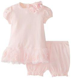 Biscotti Baby-Girls Newborn Hide and Seek Dress with Bloomer, Pink, 9 Months Biscotti http://www.amazon.com/dp/B00GUETEVQ/ref=cm_sw_r_pi_dp_izegub19HBC1V