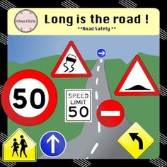 In this unit, your students will learn: the French road signs shapes what they mean exactly discover the 3 American road signs and find their equivalent in the French system.They will also develop their writing skills, writing about the signs meaning.