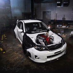 #Subaru_WRX #Hatch #Modified