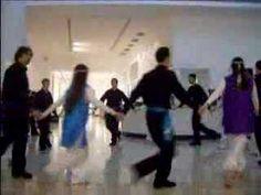 "Hora Medura - Teach & Dance Rikudei Am From project ""Tzaad Kadima"""