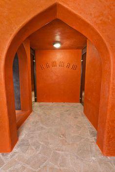 salle de bain tadelakt rouge - Recherche Google | Tadelakt ...