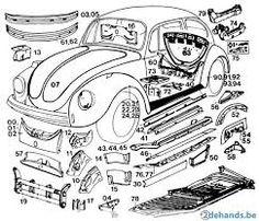 47 best vw beetles images volkswagen beetles vw beetles vw bugs VW Bug Body Conversion Kits job pictures vw beetles body parts bing images bugs
