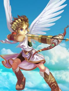 A New Series Entry For The Nintendo Kid Icarus Uprising