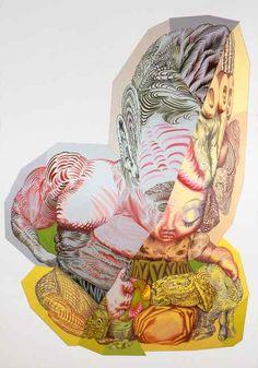Paintings by James Esber