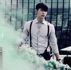 Chansung ♡ #2PM 3rd Album 'Grown'