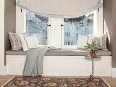 Senzační posezení na oknech v moderních bytech