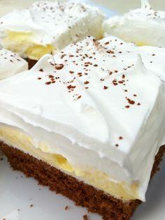 COOKam i guštam: Češki kolač Torte Recepti, Kolaci I Torte, Bakery Recipes, Dessert Recipes, Kiflice Recipe, Croation Recipes, Cake Decorating Designs, Vegan Gingerbread, Torte Cake