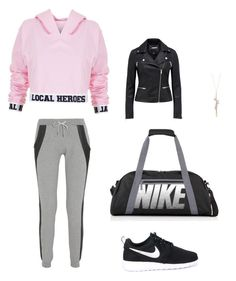 """""""Untitled #17"""" by selise-miles on Polyvore featuring Lot78, Local Heroes, NIKE and Alexis Bittar"""