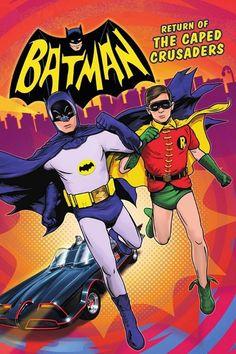 Batman: Return of the Caped Crusaders #filmi