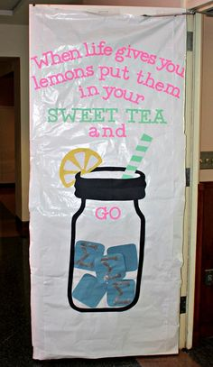 When life gives you lemons put them in your SWEET TEA and go DZ would sound Pinterest     The world s catalog of ideas