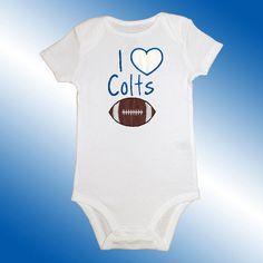 Colts onsie