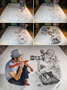 Dit is pas echte #kunst.