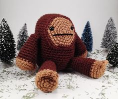 Hey, I found this really awesome Etsy listing at https://www.etsy.com/listing/208479189/mittens-the-bigfoot-crochet-amigurumi