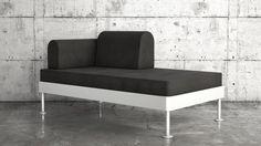 IKEA reveals Tom Dixon's Delaktig modular bed and sofa