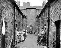 Slums of Victorian England