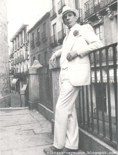 Leonard Nimoy looking Dapper
