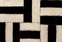 """Voice"" (1993), Sean Scully"