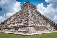 UNESCO World Heritage Site #277: Pre-Hispanic City of Chichen-Itza