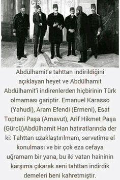 Sanki Osmanlıyı idare eden devlet adamları yüzyıllardır Türk muş gibi konusuyor
