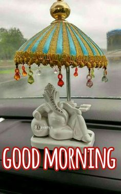 Good morning S. Jai Ganesh, Ganesh Idol, Shree Ganesh, Lord Ganesha, Lord Shiva, Clay Ganesha, Ganesh Chaturthi Decoration, Ganapati Decoration, Lord Balaji