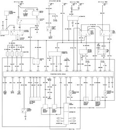 2005 jeep wrangler ignition wiring diagram 1985 jeep cj7 ignition wiring diagram | jeep yj digramas | pinterest | jeep cj7, jeep cj and search 87 jeep wrangler ignition wiring diagram
