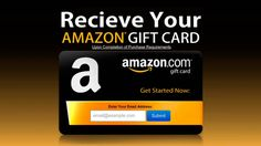**Receive Your Amazon Gift Card** Click Here...