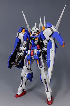 METAL BUILD Gundam Avalanche Exia WEAPON PLUS PACK: Full Photoreview No.45 Images http://www.gunjap.net/site/?p=225741