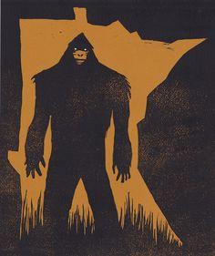 Bigfoot lives in MN