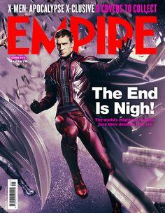 Magneto ¿le afanó el traje a Fuego Solar?