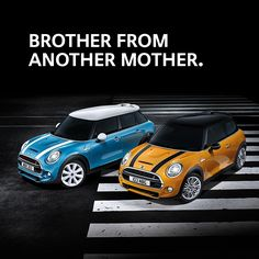 Show some love to four-wheeled friends. Ok these new ads are awesome! @dempmg