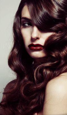 Siper Stunning Waves Villanueva Stone Photography Model: Elisabeth G. Blond, Pin Up Curls, Nailart, Vintage Wedding Hair, Healthy Hair Tips, Fuller Hair, Vogue, Hair Photo, Models